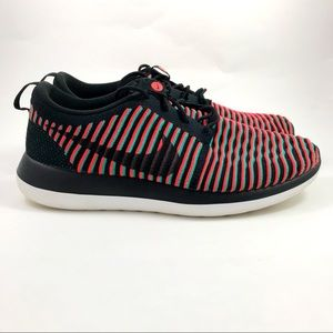 Mens Nike Roshe Two Flyknit Running Shoes Size 10